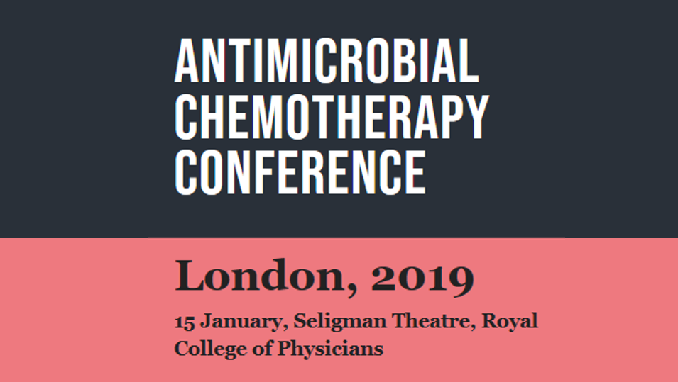 Antimicrobial Chemotherapy Conference 2019