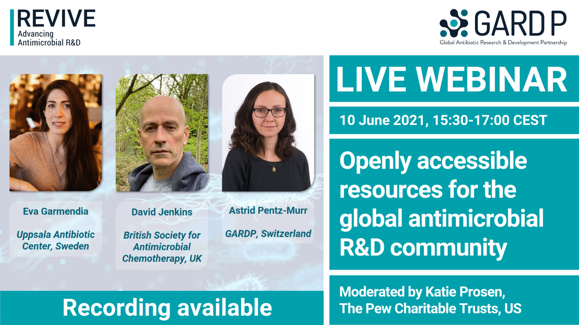 Openly accessible resources for the global antimicrobial R&D community