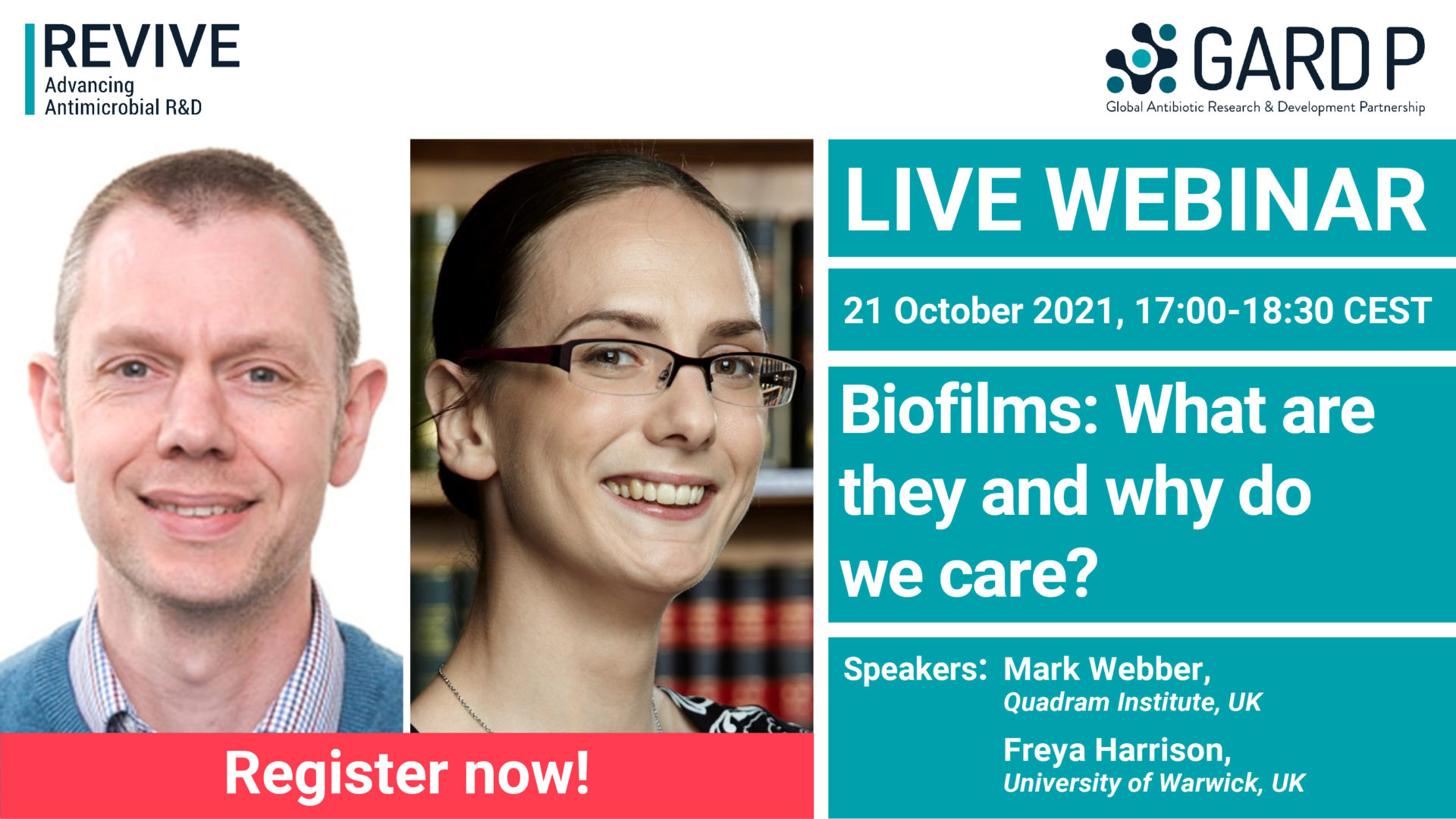 Biofilms: What are they and why do we care?